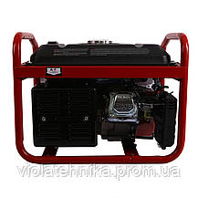 Генератор бензиновый Weima WM3200В (3,2 кВт, 1 фаза, ручной старт), фото 2