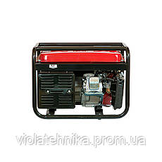 Генератор бензиновый WEIMA WM2500 (2,5 кВт, 1 фаза, ручной старт), фото 2