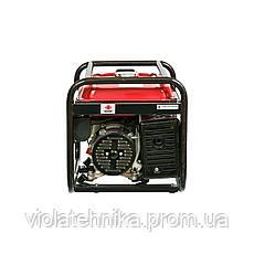 Генератор бензиновый WEIMA WM2500 (2,5 кВт, 1 фаза, ручной старт), фото 3