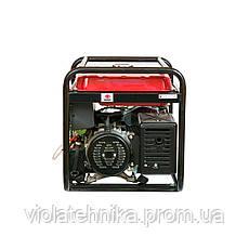 Генератор бензиновий WEIMA WM5500Е (5,5 кВт, електростартер, 1 фаза), фото 2