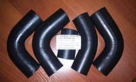 Патрубок радиатора Газель дв.405 (5шт) РТИ