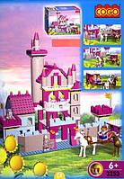 Конструктор Замок принцессы Cogo CG3253, 569 деталей