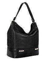Женская кожаная сумка черная L-F5375-2 Labbra
