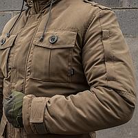 """Куртка бушлат зимняя """"RAPTOR-3"""" COYOTE, фото 4"""