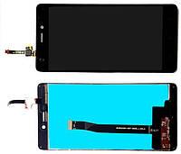 Дисплей модуль Xiaomi Redmi 3 3s 3x в зборі з тачскріном, чорний