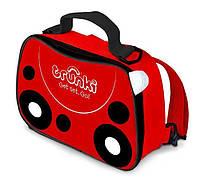 Термосумка детская, рюкзак, 2 в 1 Harley Божья Коровка, Trunki TRUA0291, фото 1