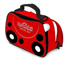 Термосумка детская, рюкзак, 2 в 1 Harley Божья Коровка, Trunki TRUA0291