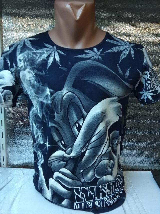 фото футболка мужская 3д