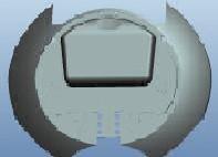 Бічні кришки корпусу KS-18L; KS-18XL