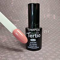Гель-лак для ногтей Tertio №211, 10мл