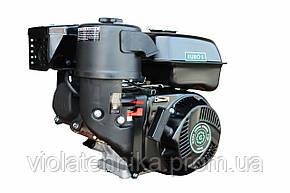 Двигатель бензиновый GrunWelt GW210-S NEW (шпонка, вал 20 мм, 7.0 л.с.), фото 2