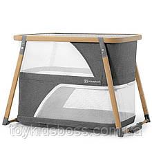 Ліжко-манеж 4 в 1 Kinderkraft Sofi (KKLSOFIGRY0000)