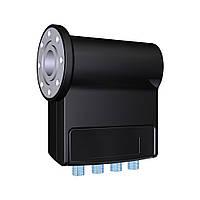 Спутниковый конвертор Quad Flange Inverto BLACK Pro IDLB-QUDF02