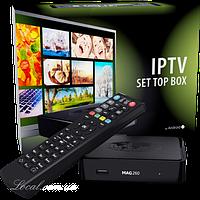IPTV-приставка MAG260