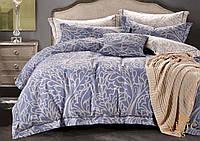 Комплект постельного белья Cатин-Люкс Tiare -  Двуспальный Евро (65)
