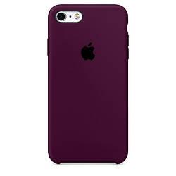 Чехол Apple Silicone Case - для iPhone 7/8 Purple
