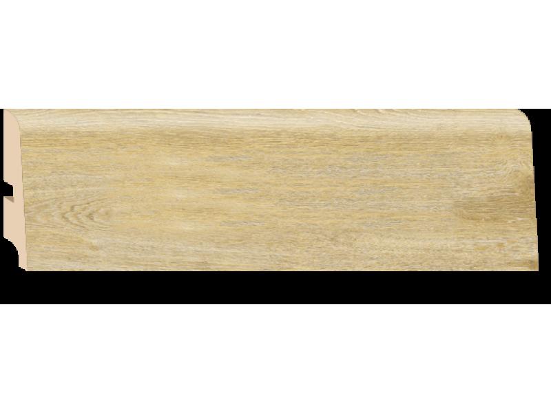Плинтус напольный МДФ Kronopol Aurum 85 Senso 3492 Орех Свинг 2.5 м