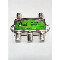 Переключатели DiSEqC 2.0 4x1 Qsat QS-4D