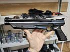 Пневматический пистолет Crosman 1377P American Classic (черный), фото 2