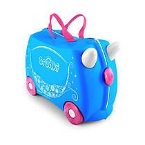 Детский дорожный чемодан Terrance Trunki TRU-0259
