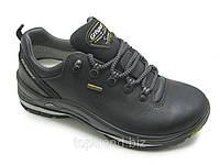 Ботинки мужские зимние кожаные Grisport с дышащей мембраной