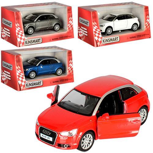 """Машина металл """"KINSMART"""" КT 5350 W  Audi A1"""
