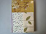 Комплект постельного белья ELWAY (Польша) Сатин евро (5012), фото 4