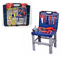 Чемодан-столик для инструментов Super Tool 661-74 / Маленький механик