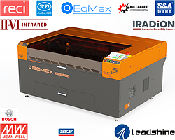 Лазерные станки с ЧПУ 1020х605 мм