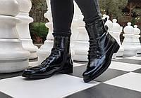 Ботинки Etor 7308-07972 39 черные, фото 1