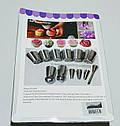 Набор кондитерских насадок с ершиком 13 штук 18046, фото 4