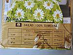 Комплект постельного белья ELWAY (Польша) Сатин евро (003), фото 5