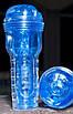 Мужской мастурбатор - Fleshlight Turbo Thrust Blue Ice, цвет: прозрачный, фото 4