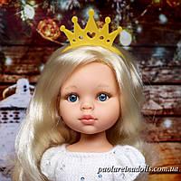 """Ободок-корона """"Принцесса-2"""", цвет под золото"""