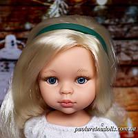 Ободок зеленый для кукол