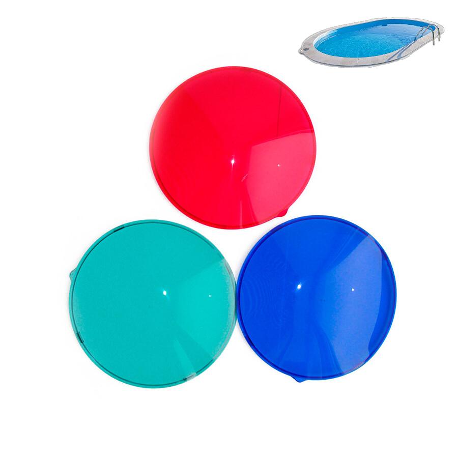 Cветофильтры для прожектора Emaux UL-TP100 в бассейн