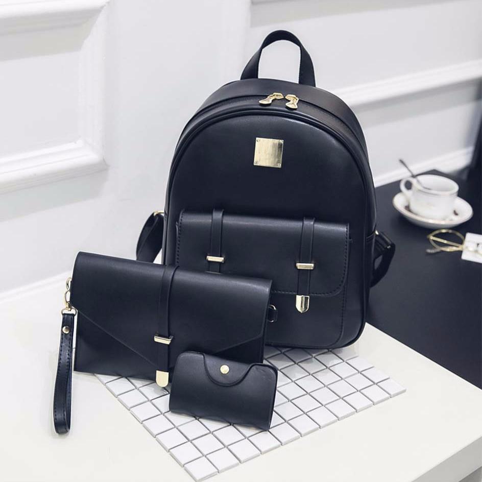 Женский набор с рюкзаком  AL-7422-10