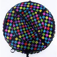 Тюб кольоровий Кубики, надувні санки, 100 см / Тюбинг цветной Кубики (надувные санки, ватрушки, тобоганы), фото 1