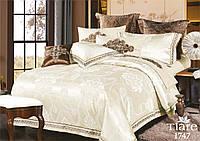 Комплект постельного белья сатин жаккард Tiare - Семейный (1747)