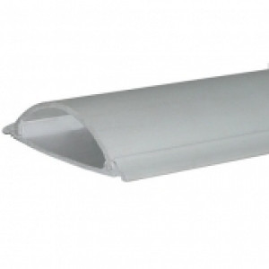 Напольный пластиковый короб 25х8х2000
