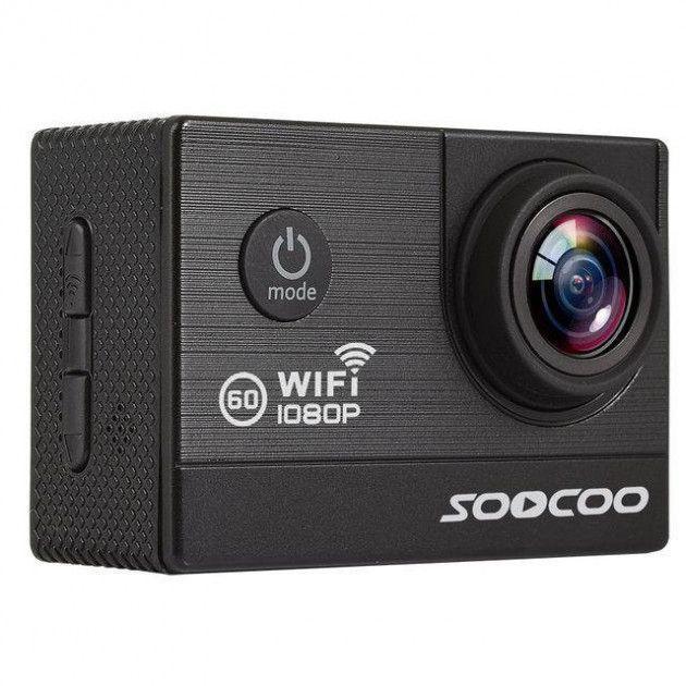 Экшн-камера SOOCOO C20 1080P 60fps видеорегистратор, Action Camera