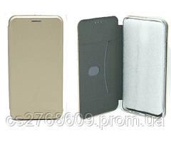 "Книжка ""G-Case""(manoss) slim Samsung A10 2019, A105 золотий"