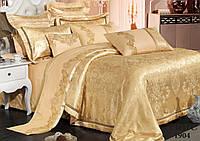 Комплект постельного белья сатин жаккард Tiare - Семейный (1904)