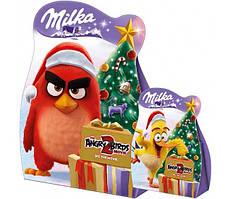Конфеты набор новогодний Milka Angry Birds 2*31,5г