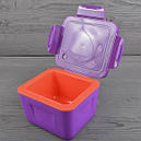 Термо ланч-бокс Aladdin Easy-Keep (0.7л), фиолетовый, фото 3