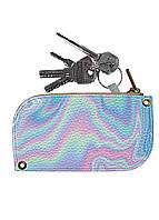 Ключница DevayS Maker DM 01 Голография Голубая 10-01-434, КОД: 1238567