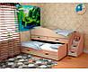 Кровать-чердак для двоих детей ЧК 2, фото 2