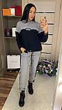 Теплый женский спортивный костюм / плотная двойная ангора / Украина 1-558, фото 2