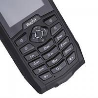 Защищенный мобильный телефон Rugtel R1 black 3G +Wi-Fi