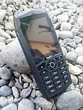 Защищенный мобильный телефон Rugtel R1 black 3G +Wi-Fi, фото 4